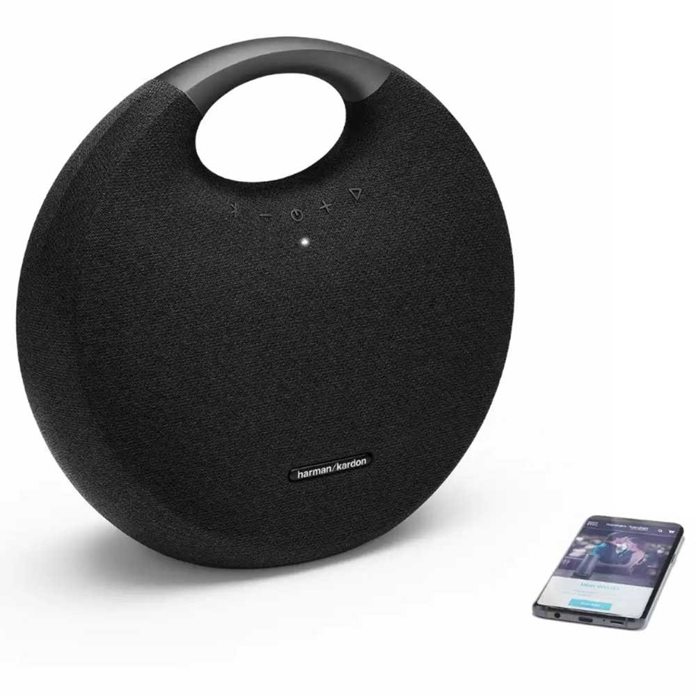 Harman Kardon Onyx Studio 6 Portable Wireless Speaker Black