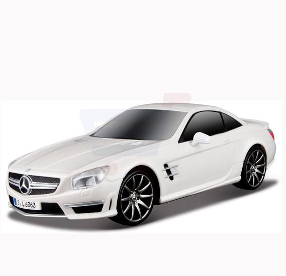 Maisto Tech R/C 1:24 Mercedes-Benz SL Amg 63 without Batteries White - 81077