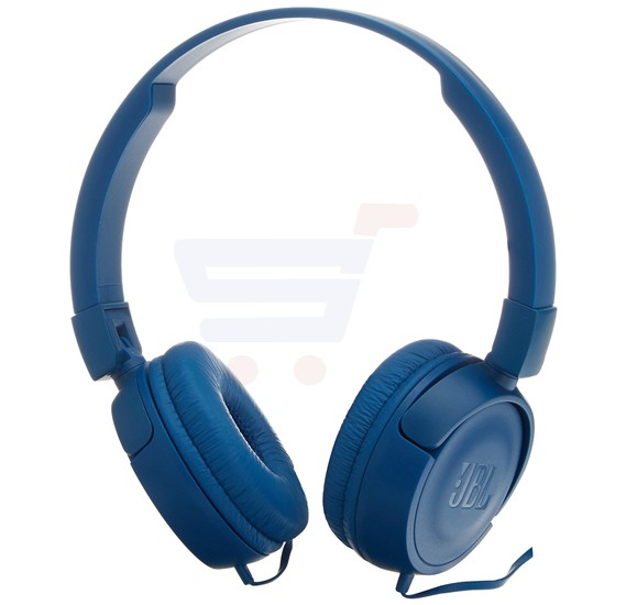 JBL T450 On-Ear Headphones - Blue