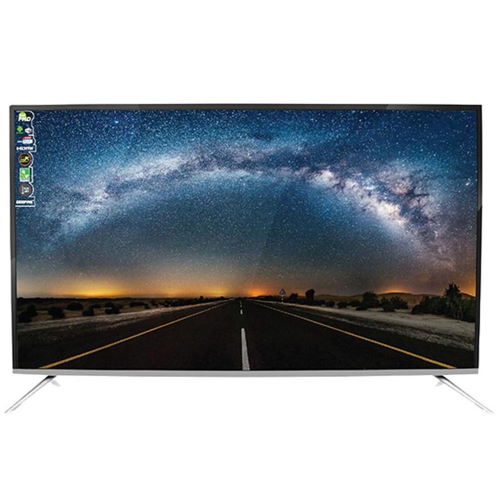 Geepas 55 Inch Smart LED TV - GLED5508SFHD
