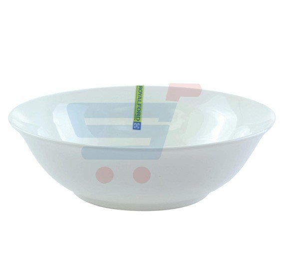 RoyalFord Porcelain Ware 7 Inch Magnesia Bowl, RF8011