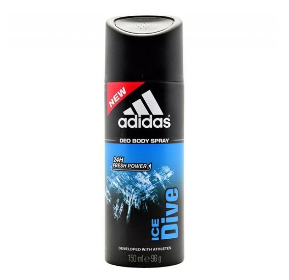 Adidas Ice Dive Body Spray 150 ml