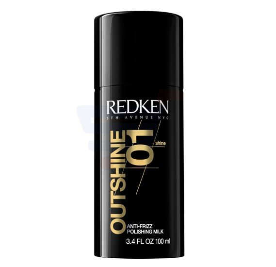 Redken Outshine 01 Anti-Frizz Polishing Milk 100ML