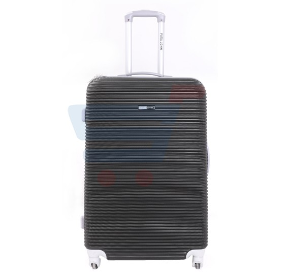 Para John 20 Inch Trolley Luggage, Black- PJTR3045