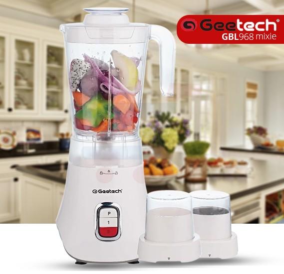 Geetech Kitchen Mate 3-in-1 Blender-Mincer-Mill GBL968