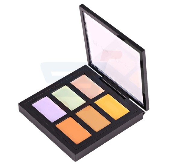 Ferrarucci Studio Concealer and Correcting Palette 2.8g, Multi Color