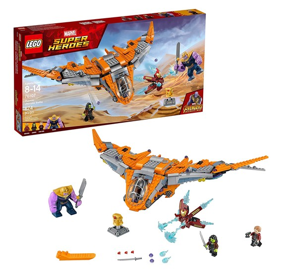 LEGO Super Heroes CONF_Avengers_Good_Guy_Flyer, 76107