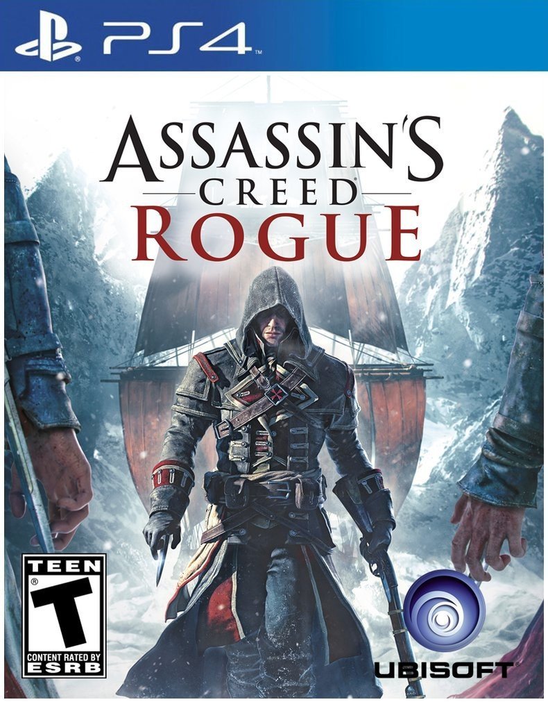 Ubisoft Assassin Creed Rogue For PS4