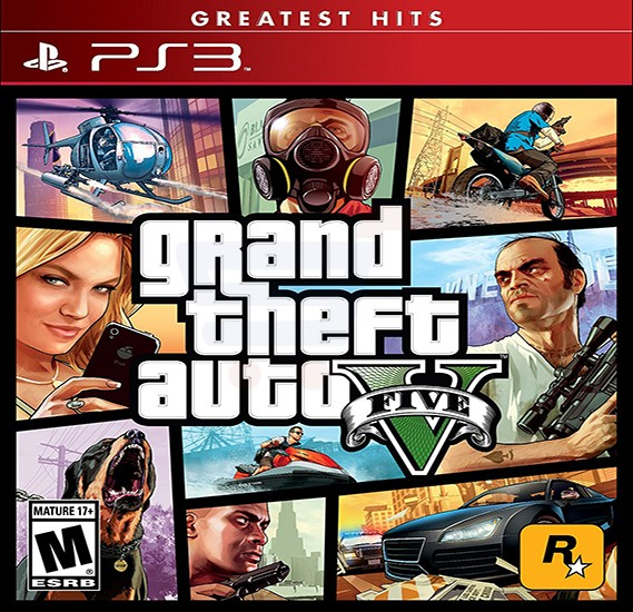 66f3ab077 Buy Rockstar Games Grand Theft Auto V For PS3 Online Oman, MUSCAT ...
