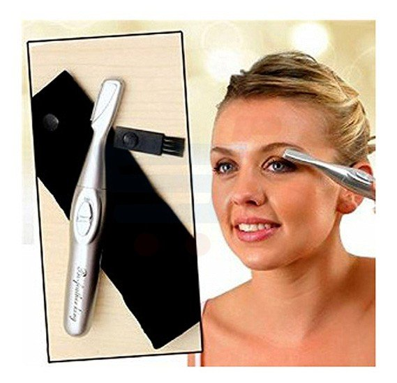 Bi-feather King Eye Brow Trimmer and  Hair Remover for Women