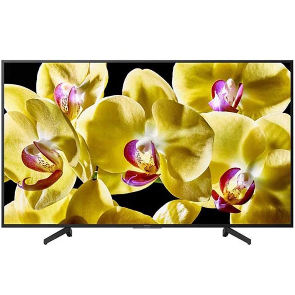 Sony 55-Inch 4K HDR Smart LED TV KD 55X8077H, Black