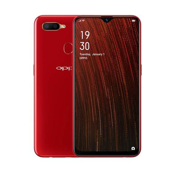 Oppo A5S Dual SIM 32GB 2GB RAM 4G LTE  Red