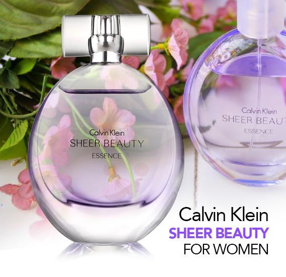 Calvin Klein Sheer Beauty Essence EDT 50ml For Women