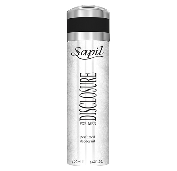 Sapil Disclosure White Deo For Mens 150ml