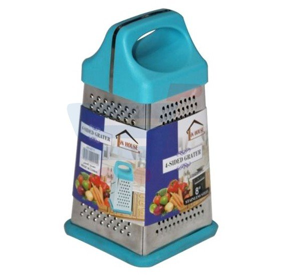In House Grater 4 Sided- 9211