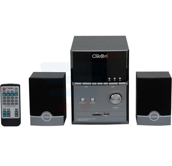 Clikon 2.1 Speaker - CK2243