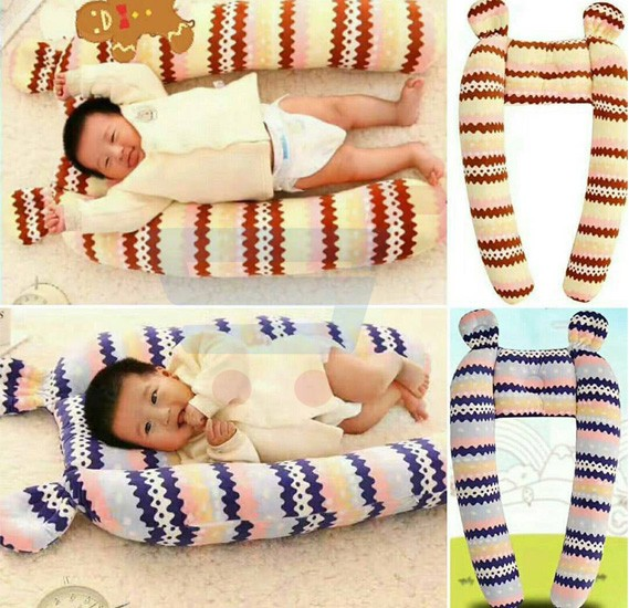 Baby Head Pillow Soft Sleep Positioner