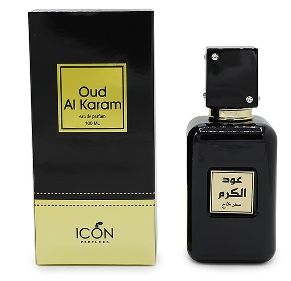 Icon Aud Al Karam Perfume For Unisex -100 Ml