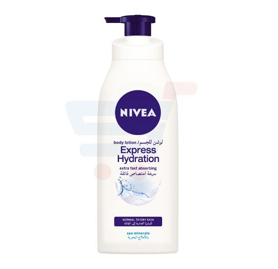 NIVEA Express Hydration Body Lotion 400 ML
