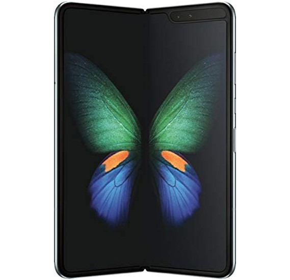 Samsung Galaxy Fold Space Silver 512GB 12GB RAM 4G LTE