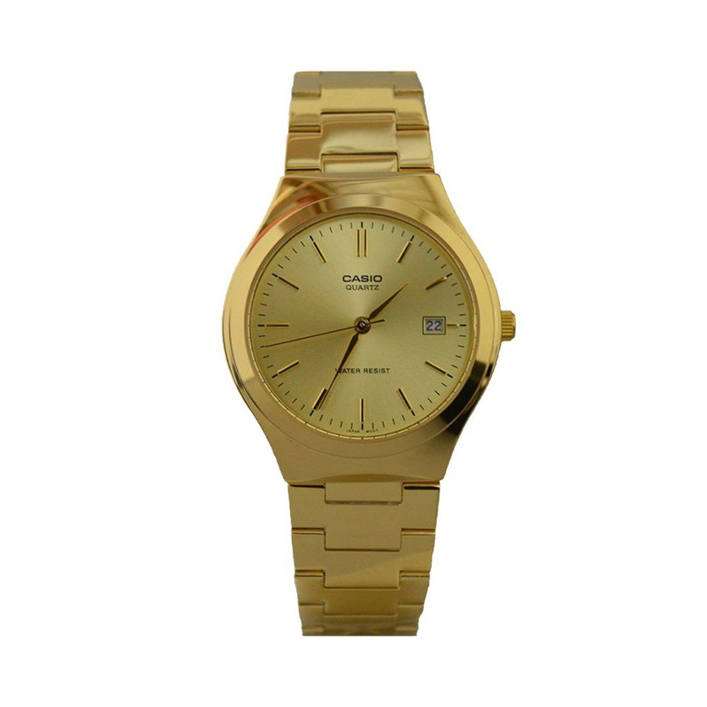 Casio Analog Gold Tone Womens Watch, LTP-1170N-9ARDF