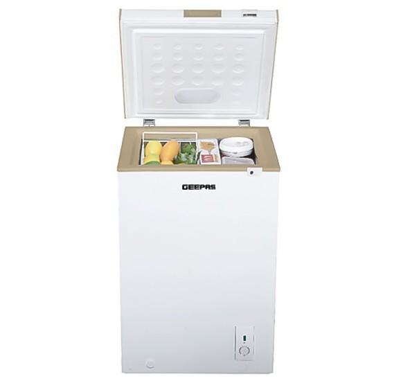 Geepas Chest Freezer - GCF1206WAH