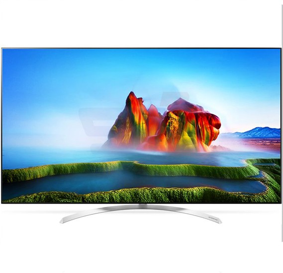LG 55 Inch 4K Ultra HD Smart LED TV 55SJ850V