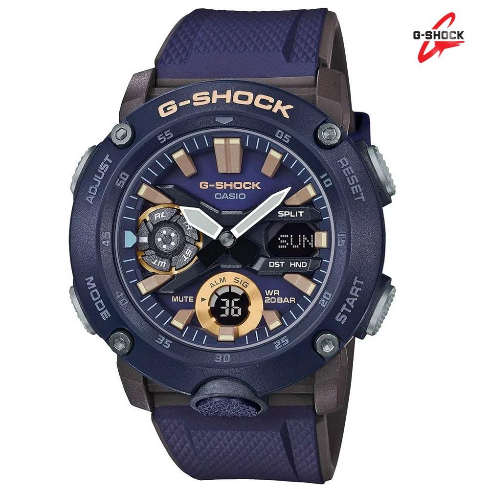 Casio G-Shock GA-2000-2ADR Watch For Men