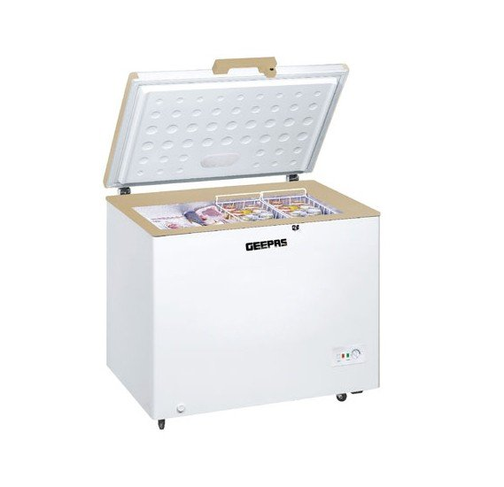 Geepas Gcf3006Wah Chest freezer
