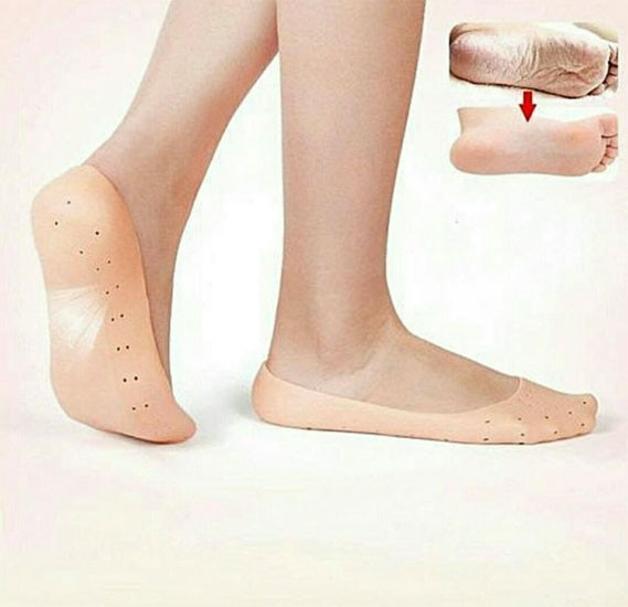 Generic Silcone Smiling Foot