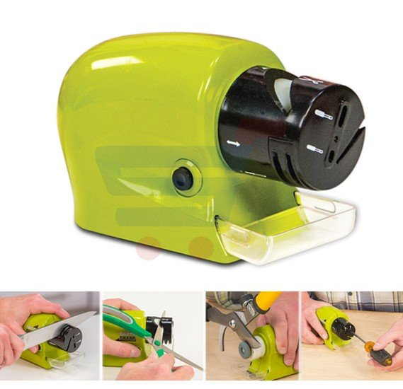 Swifty Sharp Knife Sharpener, Cordless