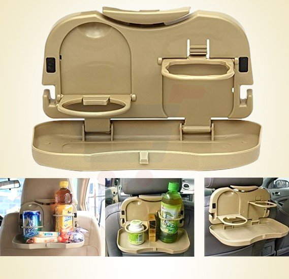 Travel Car Dinning Tray And Dish Jh-924