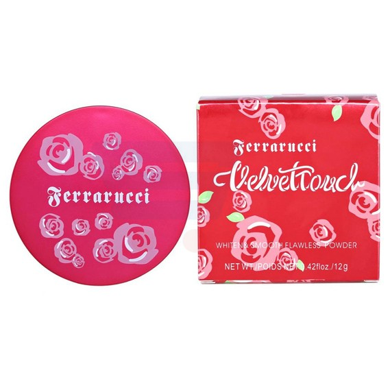 Ferrarucci Velvet Touch Flawless Powder - FEC004