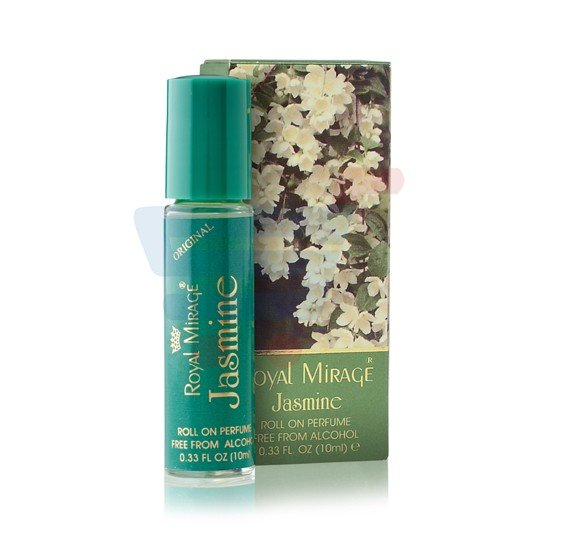 Royal Mirage Roll On Jasmine 10ml