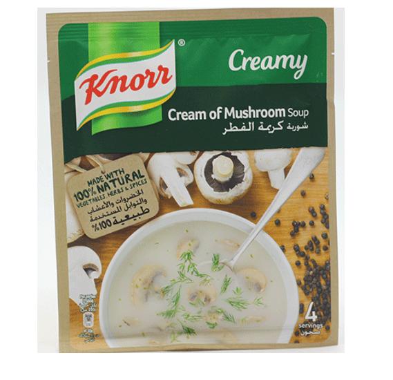 Knorr Cream Of Mushroom Soup 53 gm
