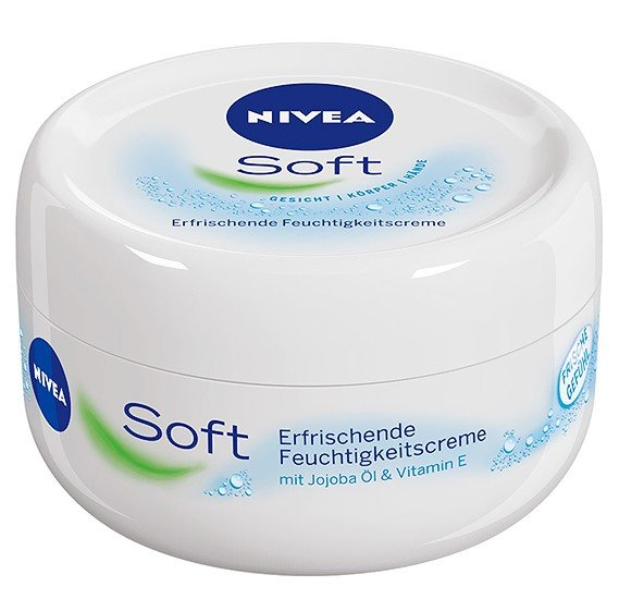 Nivea Soft Jar 200ML