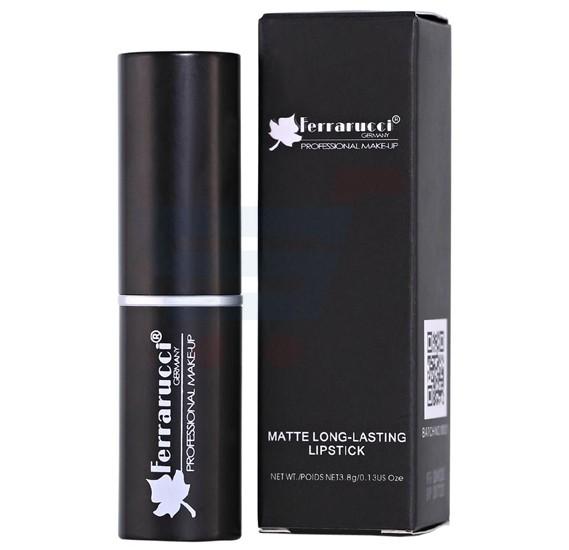 Ferrarucci Matte Long-Lasting Lipstick 3.8g, FLLS12