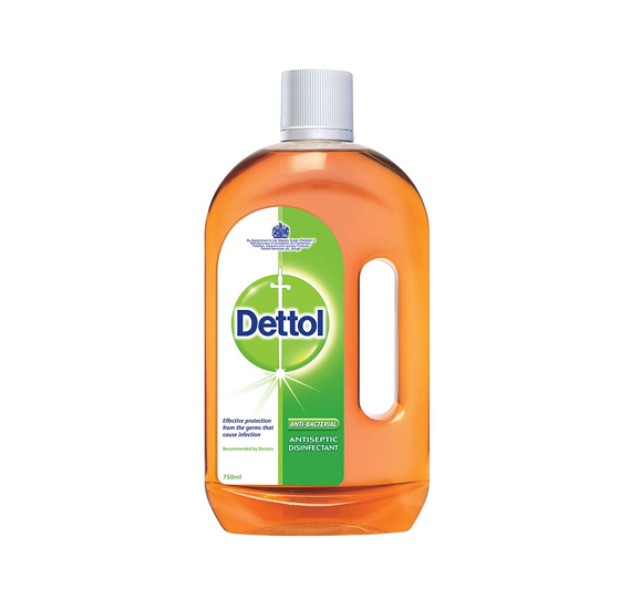 Dettol Antiseptic Disinfectant 750ml