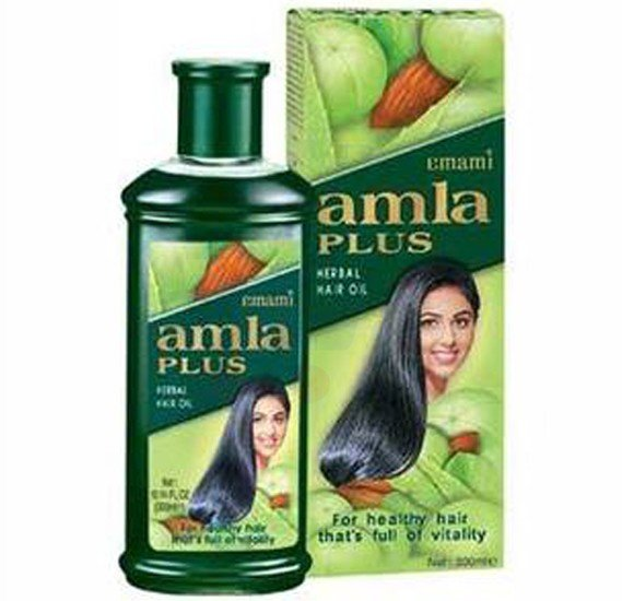 Amla Plus Herbal Oil 300ml - 5021