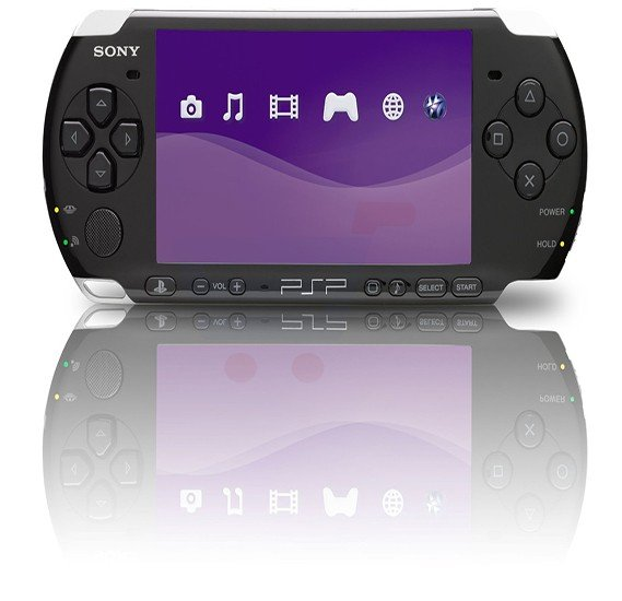 Sony PSP-3000 Slim