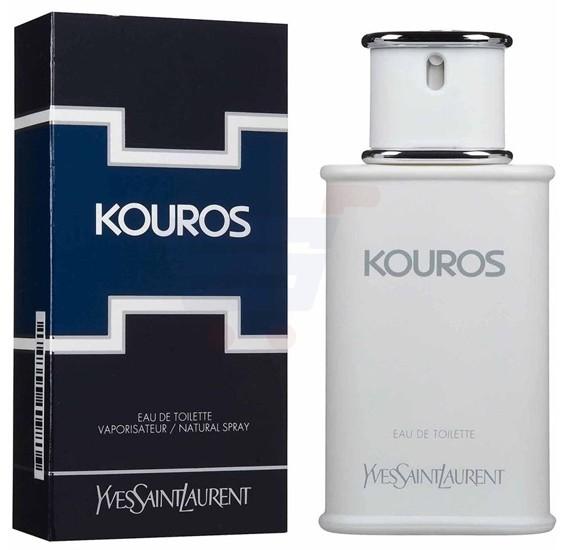 Yves Saint Laurent Kouros Body Men 100 ML