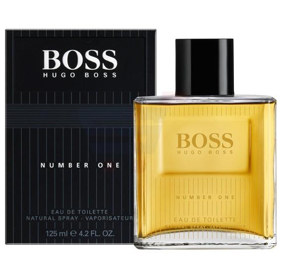 Hugo Boss Number One EDT 125ml For Men