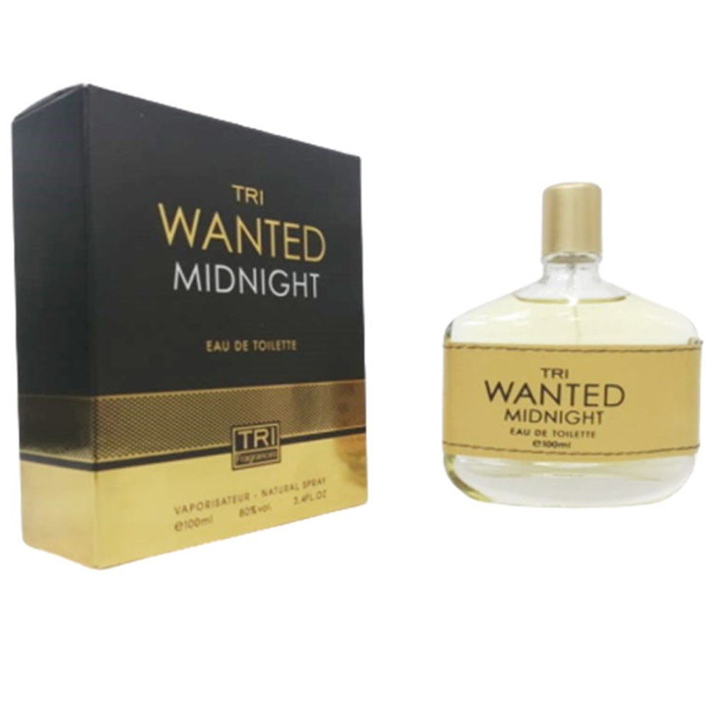 TRI Wanted Midnight EDT 100ml