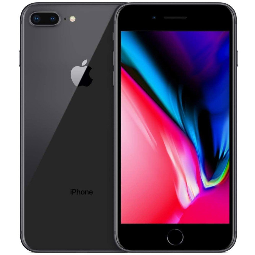 Apple iPhone 8 Plus Spacy Grey 64GB Storage 4G LTE, Activated