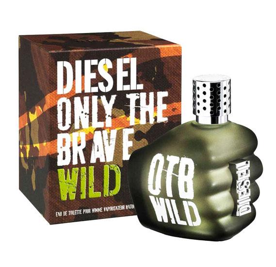 Diesel Only The Brave Wild Perfume for Men 75ml