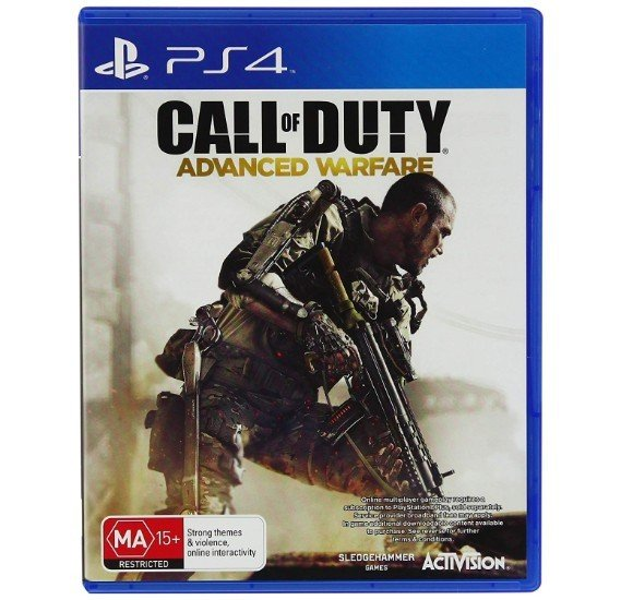 Activision Call of Duty Advanced Warfare For PS4