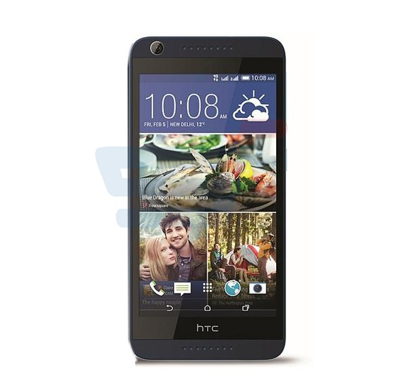 HTC Desire 626 4G Smartphone, Android 4.4, 1.5 GB Ram, 8GB Storage, 5 Inch Display, Black