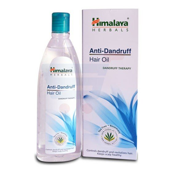 Himalaya Anti-Dandruff Hair Oil 200 ML - NHM0221