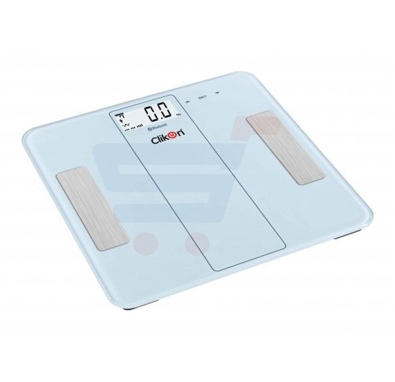 Clikon Digital Bathroom Scale - CK4019