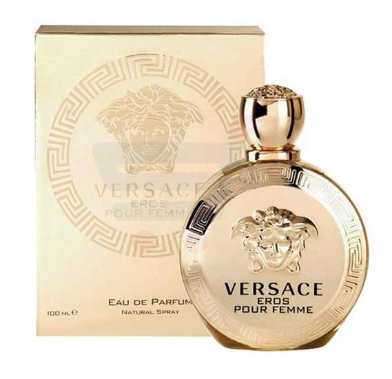 Versace Eros Edt 100ml For Women